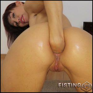 Hardcore: ATM, anal fisting, BBC, gaping – Mylene – Mylene – Full HD-1080p, solo fisting, webcam, dildo anal (Release July 19, 2017)