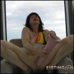 DirtyGardenGirl – Horse cock fun tower – Full HD-1080p, dildo anal, huge dildo, long dildo, anal prolapse (Release July 14, 2017)