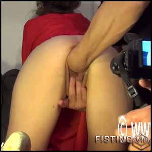 Evas extreme double fisting  – HD-720p, big pussy fisting, extreme pussy fisting (Release July 28, 2017)