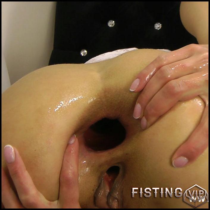 Hotkinkyjo - The fuck machine - Full HD-1080p, Sex Machine, webcam, anal prolapse (Release July 24, 2017)1