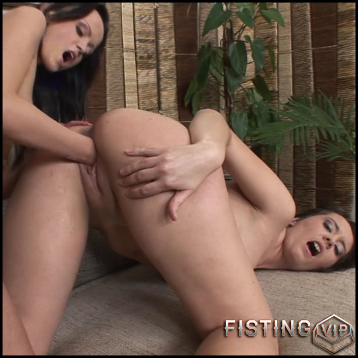 Ira fisted by Milena - HD-720p, lesbian anal fisting, lesbian fisting sex (Release July 10, 2017)1