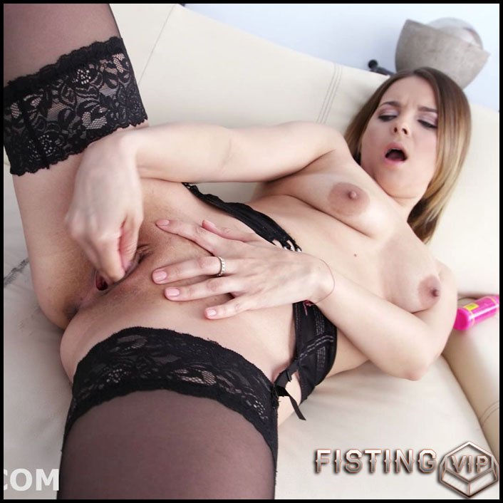 JESSICA SPIELBERG - Full HD-1080p, anal fisting video, Toys, fisting pussy (Release July 8, 2017)