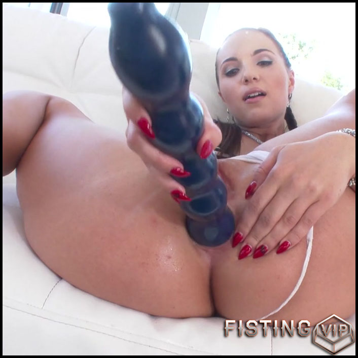 Kristy Black DAP DAP DAP First time firsting - HD-720p, colossal dildo, dildo anal, extreme fisting (Release July 12, 2017)