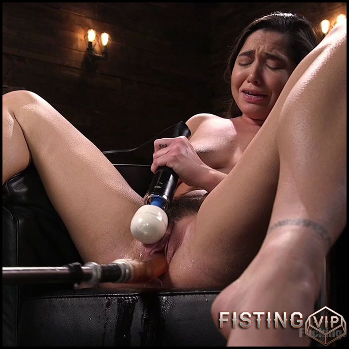 Big Tits, Big Ass, and Huge Squirting Orgasms - HD-720p, Sex Machine, Vibrator, AnalToys (Release August 13, 2017)