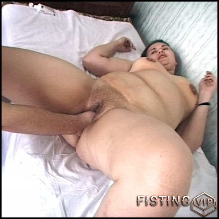 Chubby Tutti - Amateur fisting - extreme fisting, hardcore fisting (Release August 13, 2017)