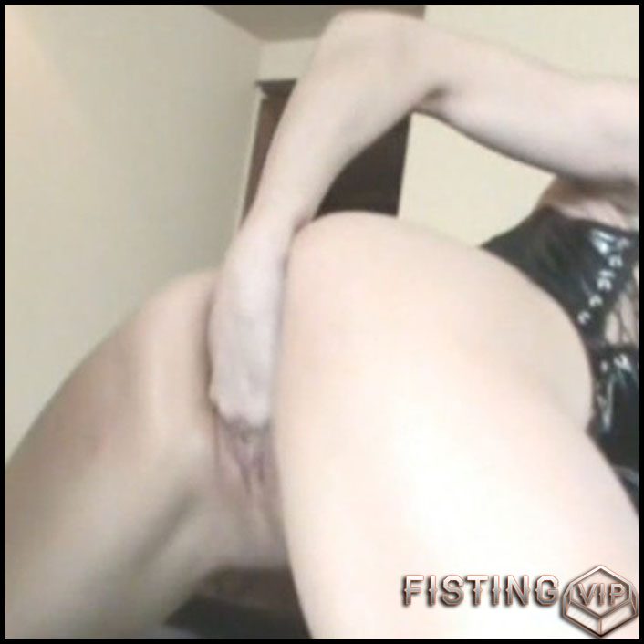 Intense anal fist fucking - HD-720p, extreme fisting, hardcore fisting (Release August 26, 2017)