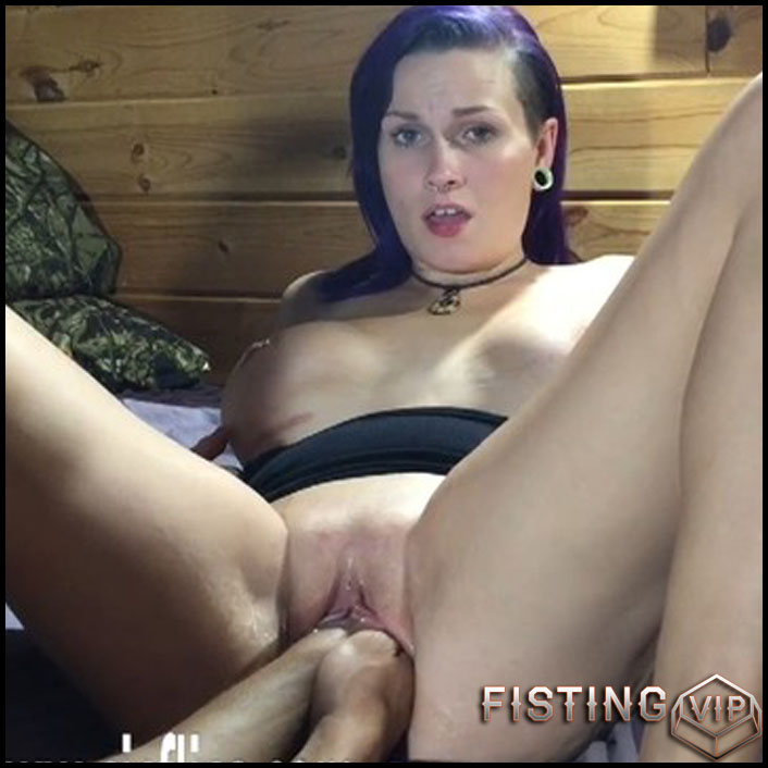 Lilys double fisting orgasms - HD-720p, big pussy fisting, extreme pussy fisting (Release August 26, 2017)