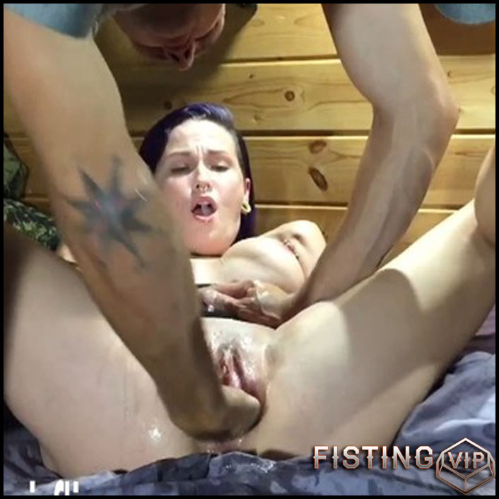 Lilys double fisting orgasms - HD-720p, big pussy fisting, extreme pussy fisting (Release August 26, 2017)3