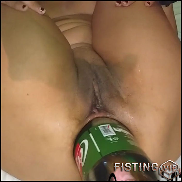 Free bottle creampie tube movies