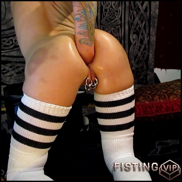 Sex Slave Stock 1 - Abigail Dupree - Full HD-1080p, hardcore fisting, Sex Machine, long dildo (Release August 2, 2017)1