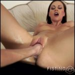 Fisting Friends Dorisand Tina – Full HD-1080p, lesbian anal fisting, lesbian fisting sex (Release September 8, 2017)