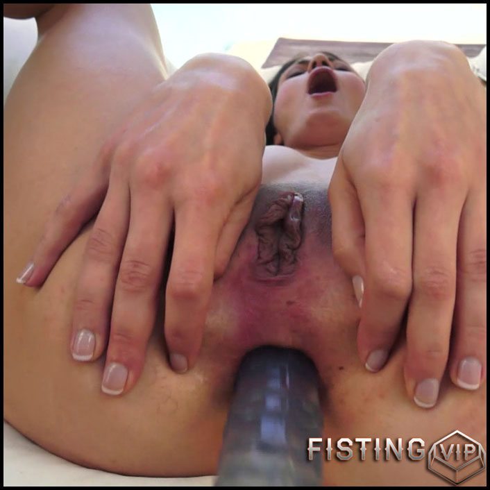 Fuck Fantasy with Valentina Bianco - Full HD-1080p, hardcore fisting, dildo anal, huge dildo, long dildo (Release September 12, 2017)