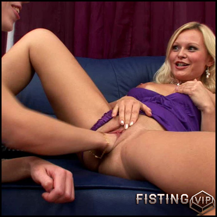 Katy Sweet Ain't So Sweet After All - HD-720p, extreme pussy fisting, fisting porn, lesbian anal fisting (Release September 12, 2017)