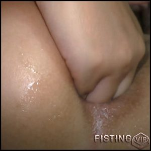 My close-up Anal Prolapse and Fingering – Full HD-1080p, solo fisting, anal prolapse (Release September 6, 2017)