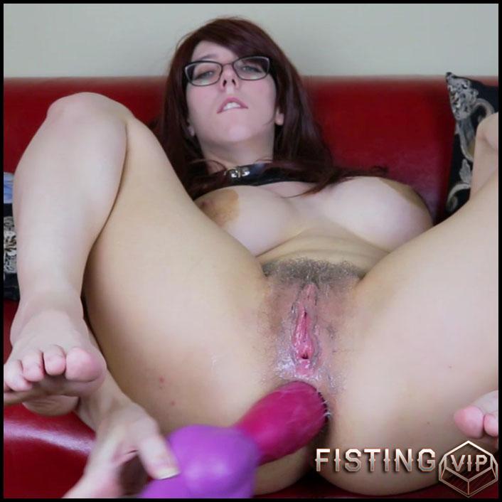 Hätte ich Homemade anal knot saçma bır
