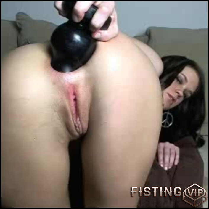 Roxy Raye solo anal fisting to sweet gaping - solo fisting, webcam, anal fisting, monster dildo (Release September 2, 2017)1