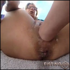 Smoking   fisting orgasms – HD-720p, fisting video, extreme fisting (Release September 18, 2017)