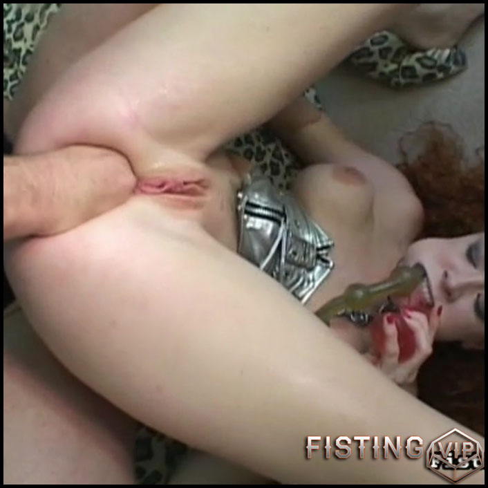 Trained to Take it All - extreme fisting, Toys, big pussy fisting (Release September 22, 2017)1