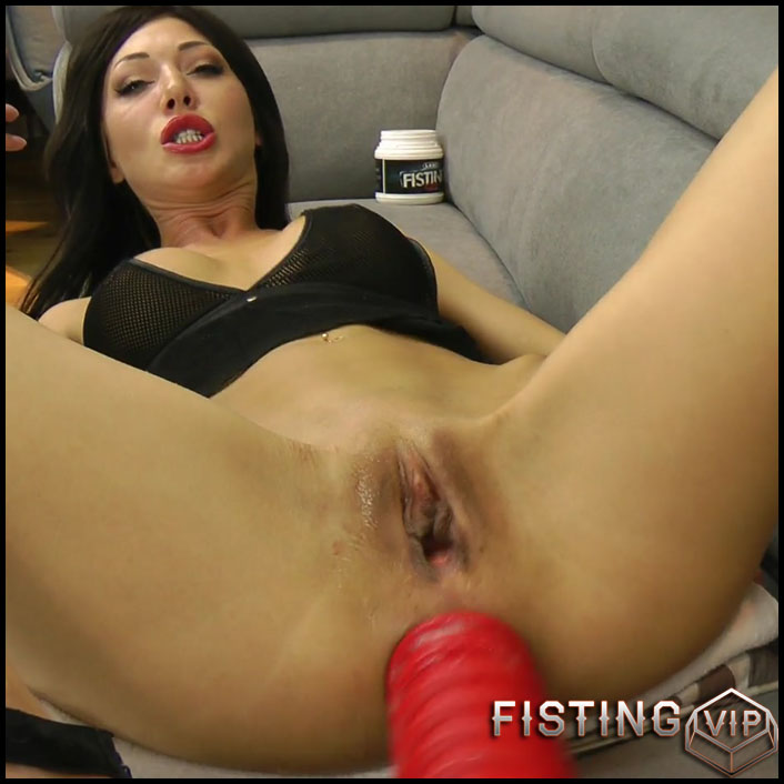Hotkinkyjo - Anal terrorist and the fuck - Full HD-1080p, Anal, Dildo, Prolapse (Release October 12, 2017)1