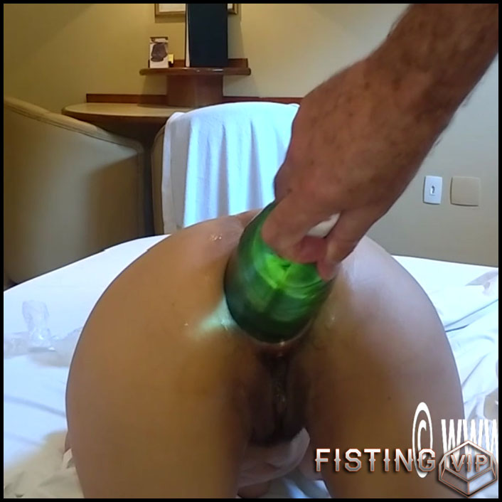Marias XXL anal stretching - HD-720p, extreme pussy fisting, Anal, Toying (Release October 30, 2017)