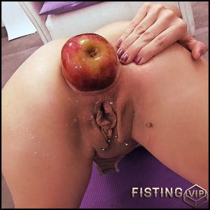 SexySasha gets big apples in her monster anal prolapse AN-246 – Argentina Naked Sasha – Full HD-1080p, anal fisting, apple anal, mature fisting (Release October 27, 2017)