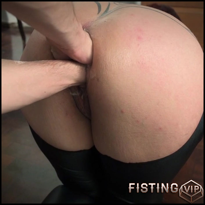 Double anal & pussy fisting- HD-720p, double fisting, extreme fisting, hardcore fisting (Release November 20, 2017)