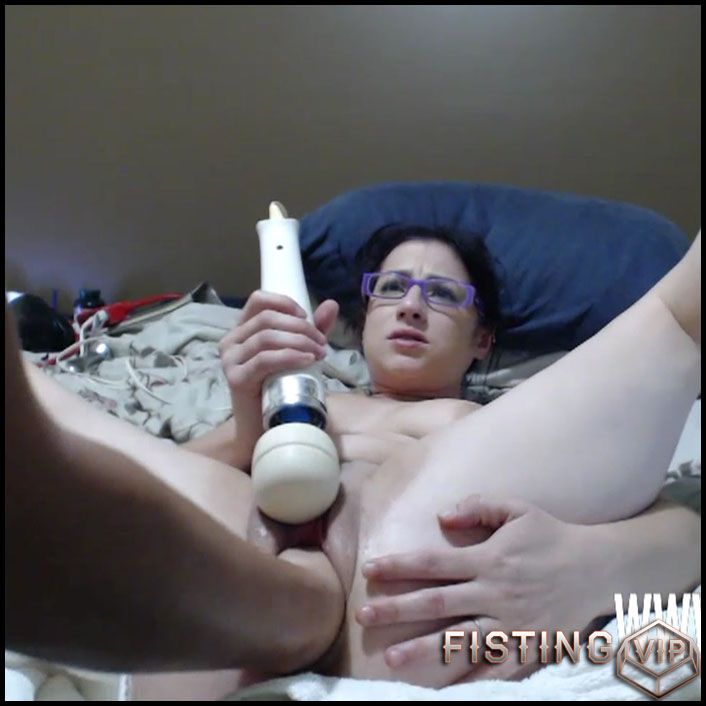 Double fisting Alexis' pussy - HD-720p, extreme fisting, hardcore fisting (Release November 10, 2017)