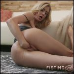 Haley Reed fisting sex and huge dildos rides – Full HD-1080p, monster dildo, pussy fisting, solo fisting (Release November 15, 2017)