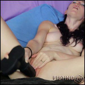 Brooke1993 v236 huge creampie from horse cock – Full HD-1080p, horse dildo, huge dildo, monster dildo (Release January 11, 2017)