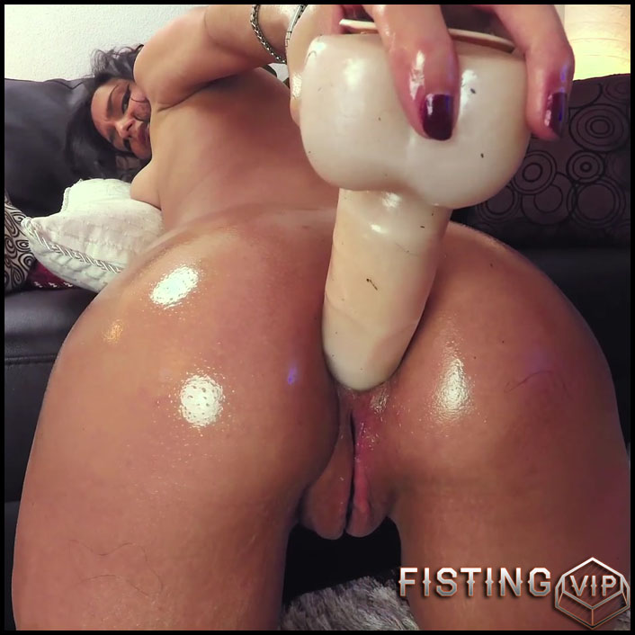 Mature Anal Dildo Webcam