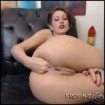 MoxiMinx gape queen solo fisting sex – Full HD-1080p, solo fisting, deep fisting, dildo anal (Release January 5, 2017)