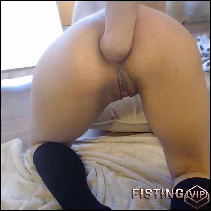 Big Ass Ebony Anal Gape