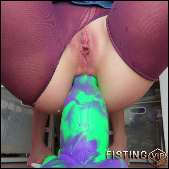 Tremayne recommend best of anal cock dildo