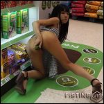 Rare public porn – Asian girl cucumber penetration in supermarket – Full HD-1080p, cucumber anal, cucumber penetration, vegetable anal (Release February 7, 2017)
