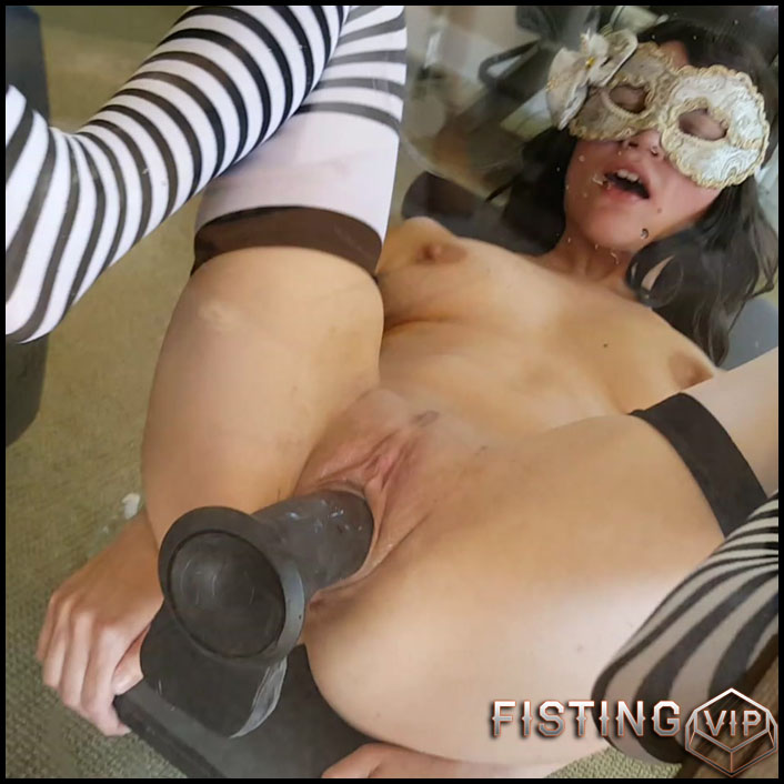 Emmas Secret Life bbc dildo fully penetration in wet cunt - Full HD-1080p, dildo penetration, dildo porn, dildo riding (Release February 10, 2017)