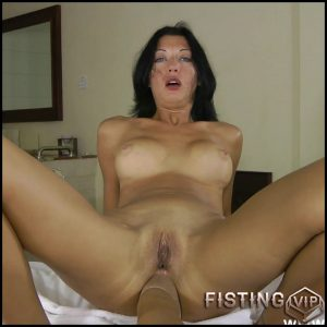 HotKinkyJo footing anal to gaping and prolapse – Full HD-1080p, anal footing, foot fisting (Release February 3, 2017)
