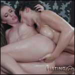 Abella Danger and Riley Reyes lesbians deep vaginal fisting – Full HD-1080p, deep fisting, lesbian fisting, pussy fisting (Release March 28, 2018)