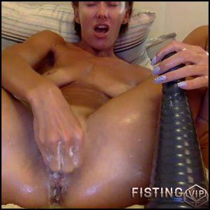 Dirty wife bbmix996 penetration huge dildo in little anal rosebutt – dildo anal, huge dildo,  monster dildo (Release March 21, 2018)
