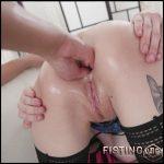 May Thai, Anna De Ville and Anya Akulova gangbang fisting – HD-720p, deep fisting, gangbang fisting, lesbian fisting (Release March 30, 2018)