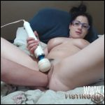 PetiteFistingQueen gets fisted and more billiard balls in pussy – HD-720p, amateur fisting, ball, pussy fisting (Release March 3, 2018)
