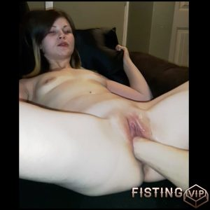 Skinny wife gets fisted from husband homemade hot porn – HD-720p, amateur fisting, couple fisting, pussy fisting (Release March 8, 2018)