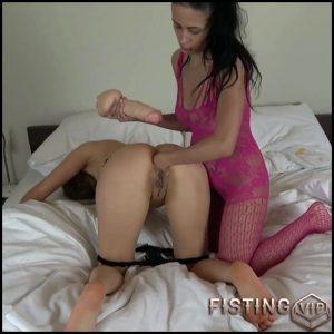 Fantastic german lesbians hardcore anal fisting to gaping closeup – Full HD-1080p, anal fisting, lesbian fisting (Release April 16, 2018)