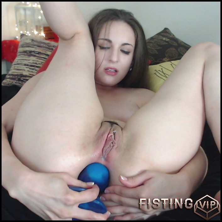 Dirty Talking Dildo Solo