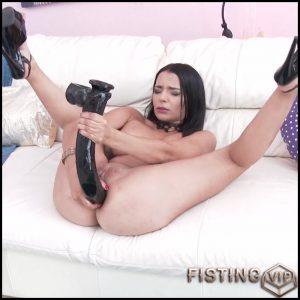 Sophia Laure very long dildo anal in gape – HD-720p, dildo anal, dildo penetration, dildo porn (Release April 30, 2018)