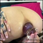 Tattooed german girl badlittlegrrl close ups part 2 – Full HD-1080p, butt plug, dildo anal, huge dildo (Release May 1, 2018)