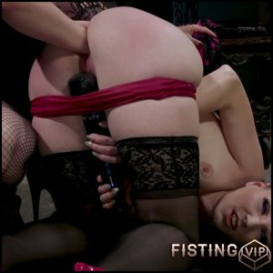 Aiden Starr extreme fisting domination to Delirious Hunter – HD-720p, lezdom fisting, pussy fisting (Release May 23, 2018)