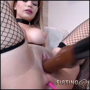 Natashaa_10 fucking machine porn and balls anal herself webcam – anal fisting, ball anal, fucking machine (Release May 8, 2018)
