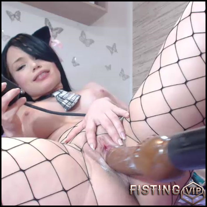 Anal sex machine trailor
