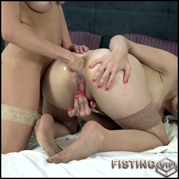 Nicole Love and Rebecca Black perfect lesbians anal fisting to big gaping- Full HD-1080p, deep fisting, lesbian fisting (Release June 29, 2018)