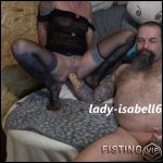 Tattooed husband penetration hand in sweet piercing pussy his wife Lady-Isabell – Full HD-1080p, amateur fisting, mature fisting, pussy fisting (Release June 30, 2018)